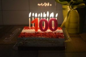 LivornoPress torta 100 anni, centenario