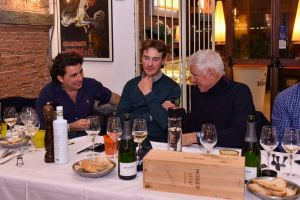 LivornoPress Francesco Moser al ristorante Le Volte