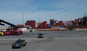 container guardia di finanza 117