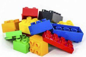 Lego, mattoncini colorati
