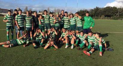 Livorno Rugby under 16 vince il titolo regionale (5)