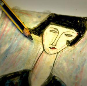 Modigliani laboratorio IO DEDO