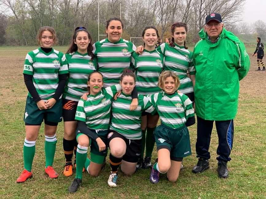 Red Roses rappresentativa femminile del Livorno Rugby