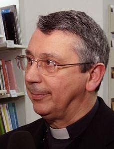 Vescovo di Livorno Monsignor Simone Giusti