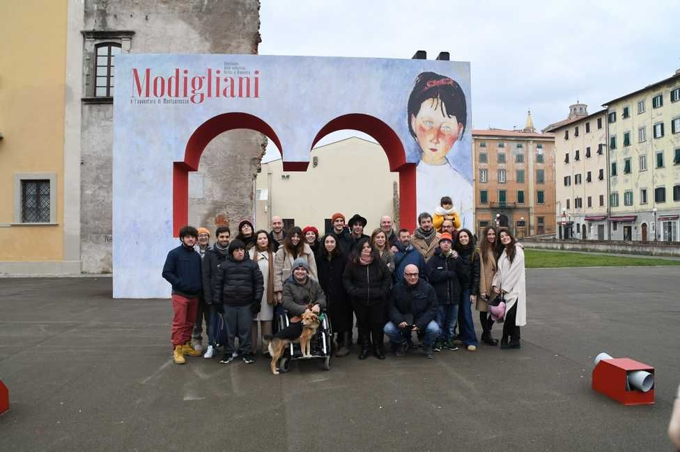 Paolo Ruffini e la Compagnia Mayor Von Frinzius al Museo della Città