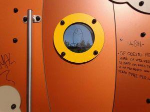 Collesalvetti parco giochi inclusivo, appena aperto è già vandalizzato