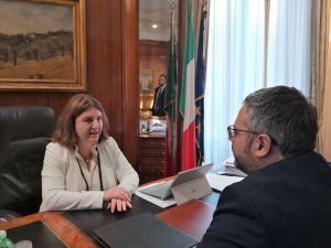 Giacomo_Giannarelli_Ministro_Nunzia_Catalfo