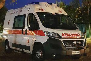 croce rossa san vincenzo ambulanza