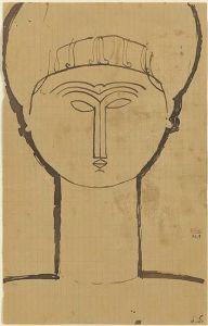 disegno Modigliani
