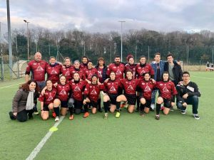 rugby femminile lions livorno 19-20