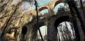 Arcate acquedotto leopoldino a Parrana San Martino