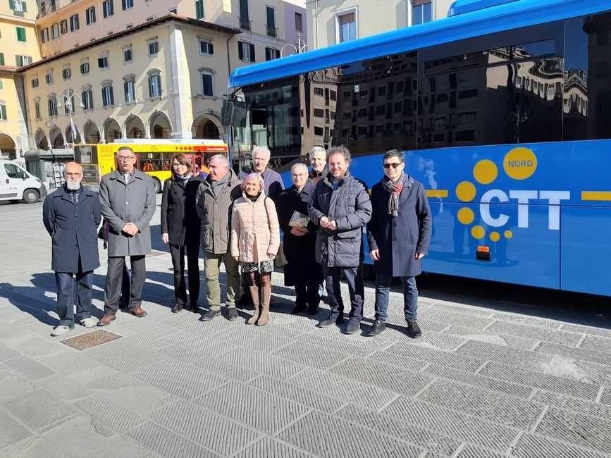 CTT Nord presenta nuovi mezzi Evobus e Iveco