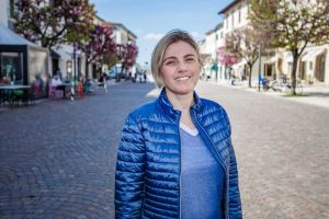 Chiara Tenerini, Coordinatore provinciale Livorno Forza Italia