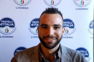Davide Di Bella consigliere comunale Fratelli d'Italia Bibbona (Livorno)