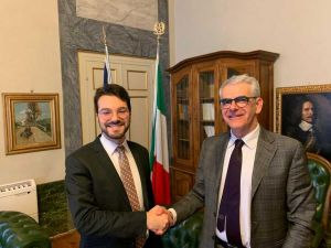 Dep. Berti - Dott. Massimo Antonio Orlando
