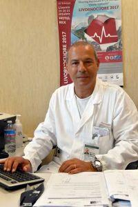Dottor Umberto Baldini primario di Cardiologia