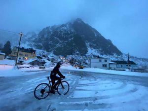 Giuseppe Gaimari 1000 Km in bici dalle isole Lofoten a Capo Nord, 2° report di viaggio