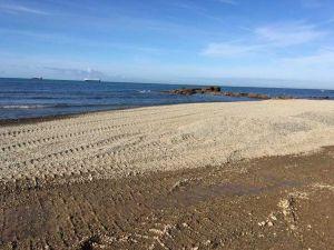 spiaggia del sale