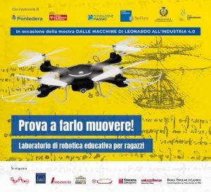 Museo Piaggio Prova a farlo muovere