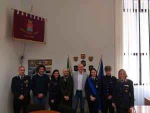 Nuova Comandante della Polizia Municipale