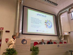 Presentato il progetto sPATIALS3