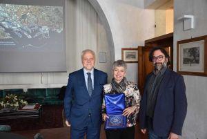 Stefano Corsini, Irene Pivetti, Massimo Provinciali