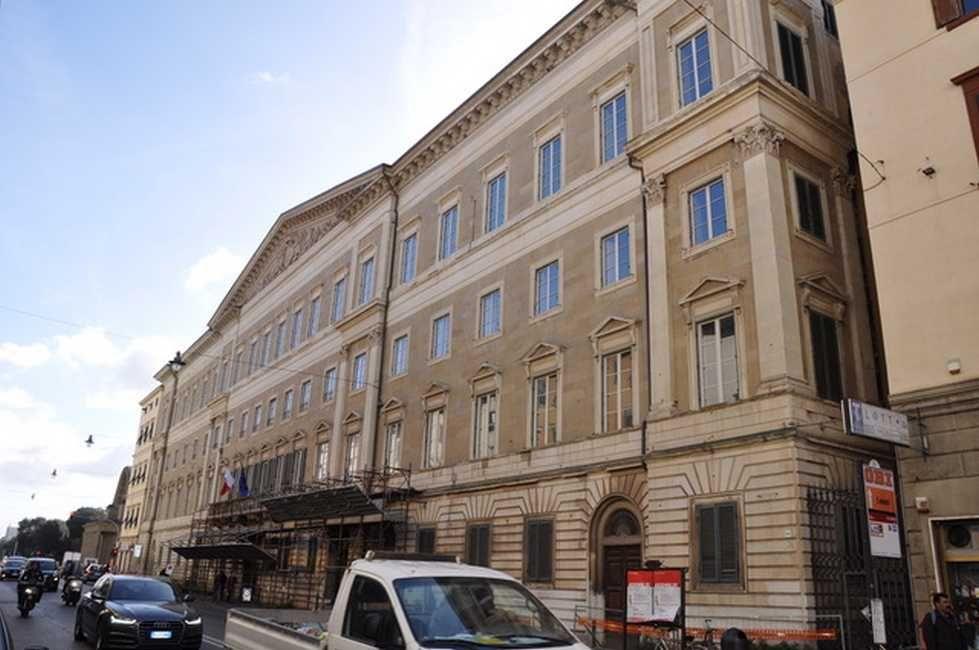 Tribunale Livorno - Stato attuale