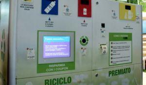acqua plastica alluminio plasticfree distributore