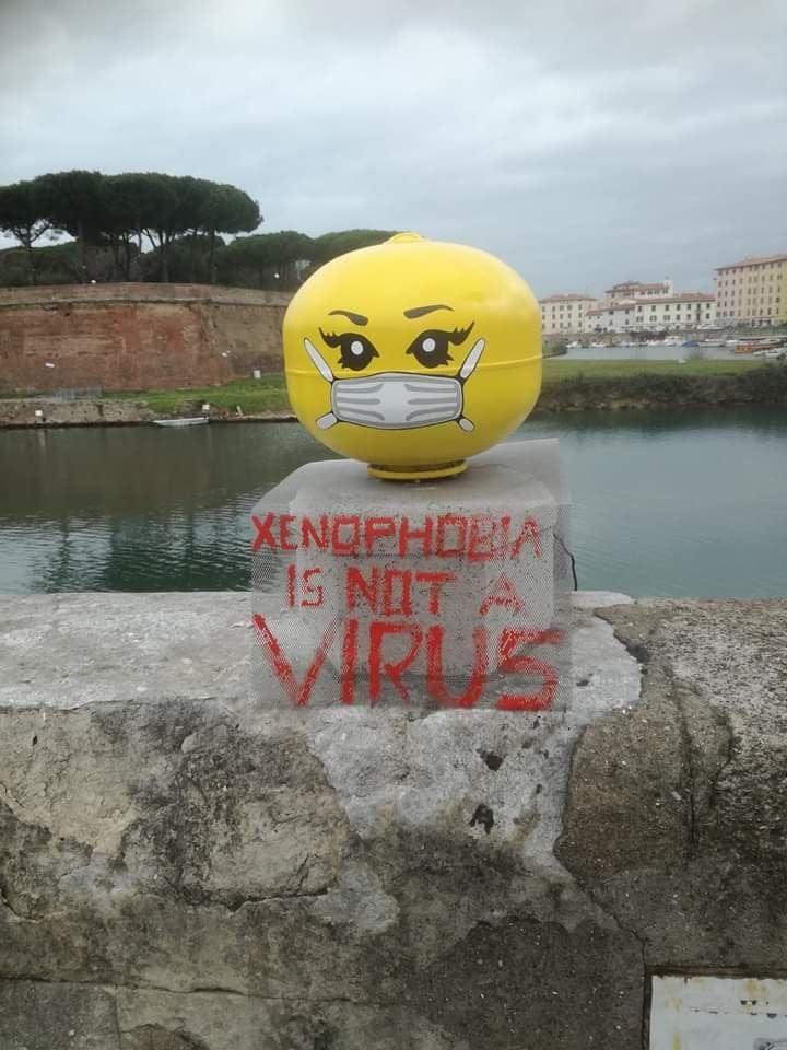 coronavirus la xenofobia non è un virus