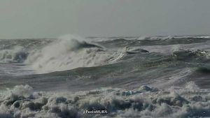 onda mareggiata