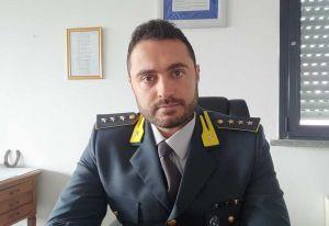 Cap. Antonino Ingrasciotta, Comandante Compagnia Guardia di Finanza di Piombino