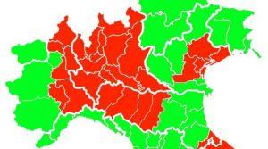 Italy red zone coronavirus covid19