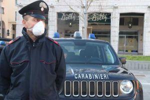 coronavirus forze dell'ordine