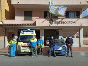 Misericordia-Portoferraio-sanificazione-auto-polizia