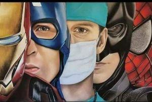 medici supereroi