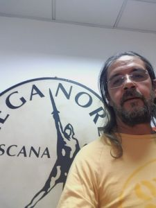 Massimo Secenti, Lega Salvini
