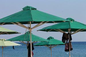 mare ombrellone estate