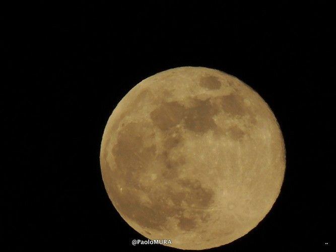 Superluna del 7 maggio 2020