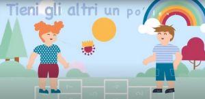 Abbasso il Coronavirus, il video per i bambini della scuola primaria
