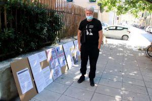Antonio Morozzi, Borgo petizione inascoltata