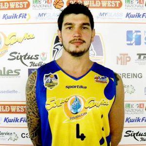 Basket Alessio Iardella