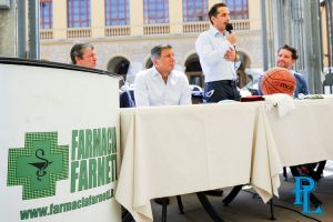 Basket la Farmacia Farneti è il nuovo partner della Pielle Livorno