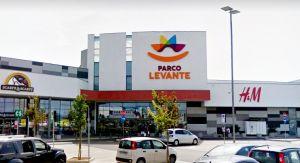 Centro commerciacle Parco Levante