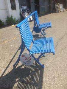 Disabilità, Avis dona panchine inclusive al comune di Rosignano