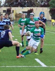 Livorno Rugby, torna il mediano Tito Chiesa