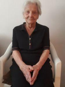Maria Sugarelli centenaria