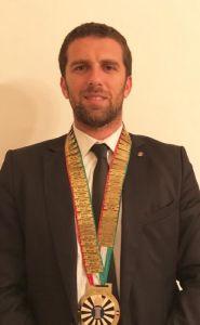 Nicola Marino, Presidente quinta zona Round Table Italia