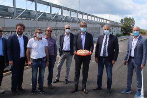 Riapre lo svincolo Livorno Porto sulla FI-PI-LI (2)