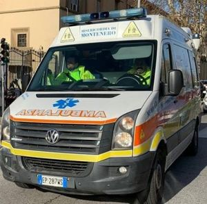 ambulanza misericordia di montenero