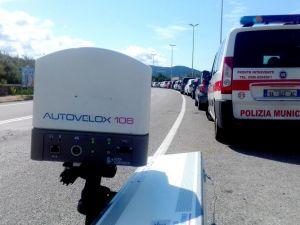 autovelox viale italia